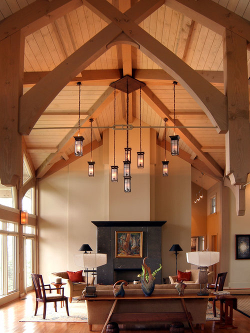 Rustic Formal Home Design Ideas, Pictures, Remodel And Decor