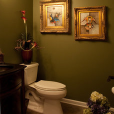 Traditional Bathroom by Criner Remodeling