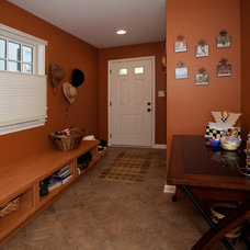 Traditional Laundry Room by Criner Remodeling