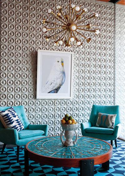 Modern Living Room by YLighting