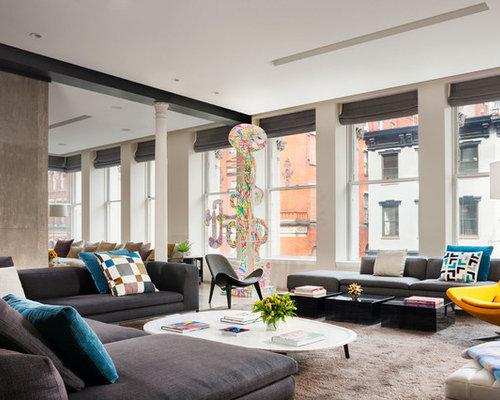 Contemporary Living Room Decorating Ideas contemporary living room ideas & design photos | houzz