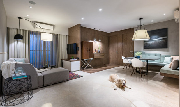 Living Room by loc design house
