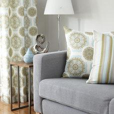 Modern Living Room by Jo Alcorn