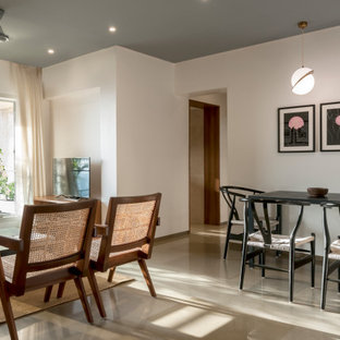 Living + Dining Space