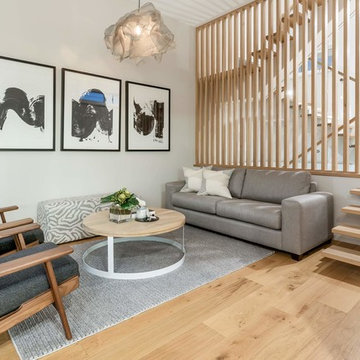 Living, Entertaining and Guest Waiting Area - Seashell Residence