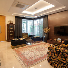 Contemporary Curtains by 99 Interior Pte Ltd