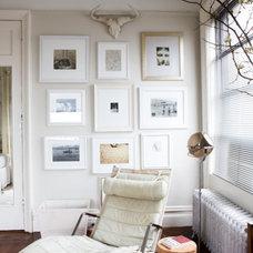 Contemporary Living Room living