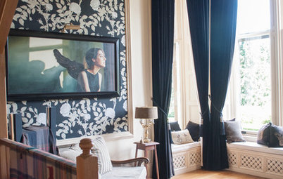 15 Cool Rooms and the TV Shows They Want You to Watch
