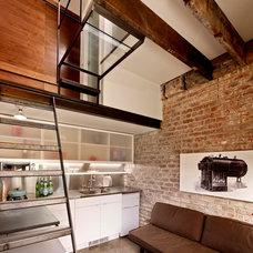 Contemporary Living Room by azevedo design