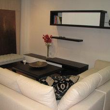 Modern Living Room by Derxis Design