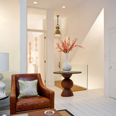 Eclectic Living Room by The Brooklyn Home Company