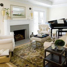 Living Room by Ambiance Interiors