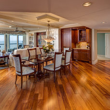 Traditional Dining Room by Trimcraft of Fort Myers, Inc.