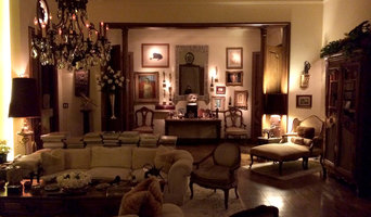 Living Room and Gallery