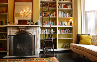 My Houzz: Hip, Historic Victorian in Santa Cruz