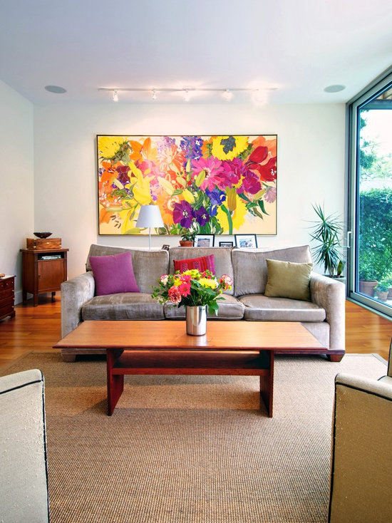 Painting Living Room Houzz