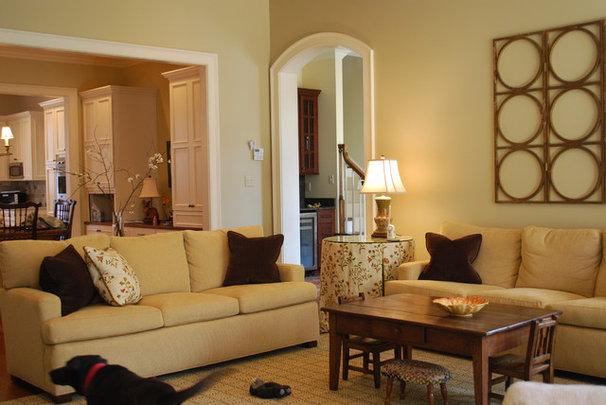 Living Room by Anna Lattimore Interior Design