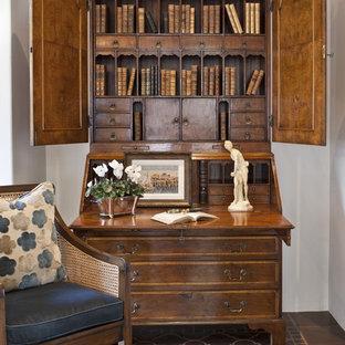 Living Room antique secretary