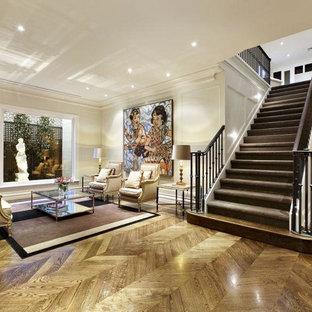 Living Room - Architecture Canterbury Lia Estate Interior Design