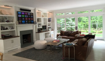Living Room Audio and Video