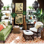 Lighting Contemporary Living Room Dallas By