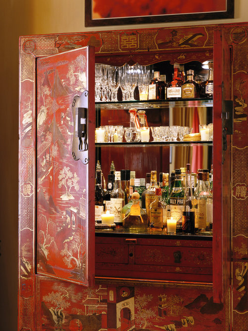 Chinoiserie Home Design Ideas, Pictures, Remodel and Decor
