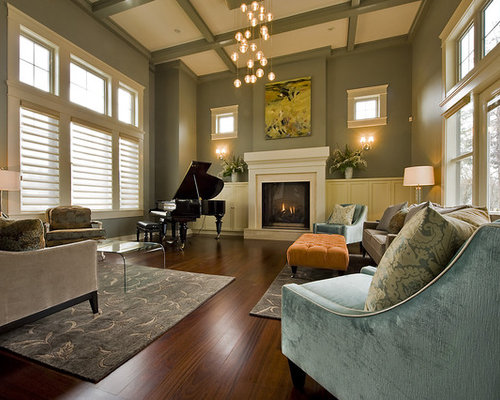 Baby grand piano room ideas pictures remodel and decor for Baby grand piano in living room