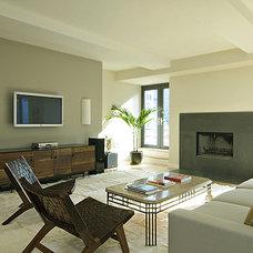 Modern Living Room by Bjorg Magnea