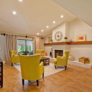Living Room - Boca Bungalow