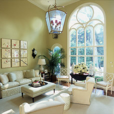 Traditional Living Room by Branca, Inc.