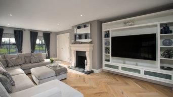 Living Room by Aspire Design