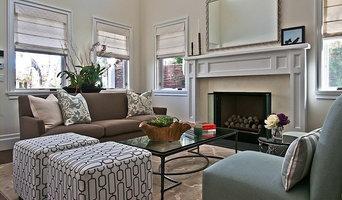 Living Room, by The Black Door