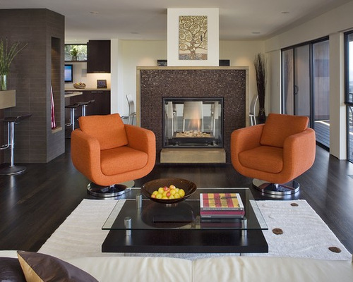 Modern Swivel Chairs | Houzz