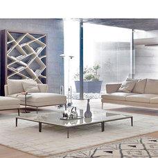 Modern Living Room by Casa Spazio
