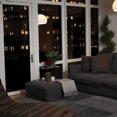 Modern Living Room by Chango & Co.