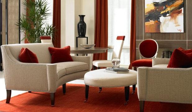 Living Room by TAMARA WILSON