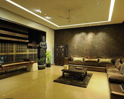 asiatische wohnzimmer - ideen, design, bilder & beispiele, Wohnzimmer