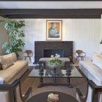 amusing new england contemporary living room   New England Contemporary Living Room