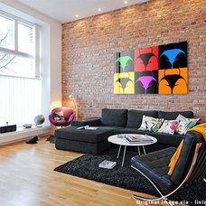 Modern Living Room by KALA decor