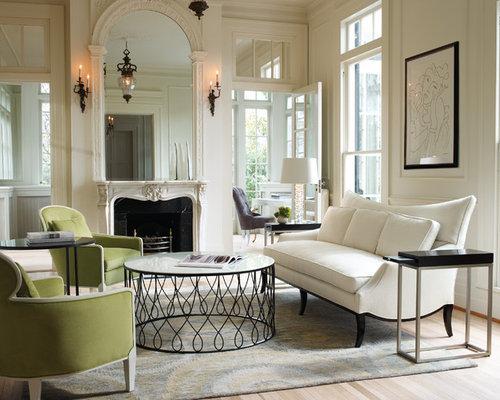 parisian living room design ideas remodels photos houzz