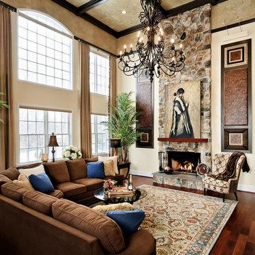 Living Room Design, Renovation & Furnishings
