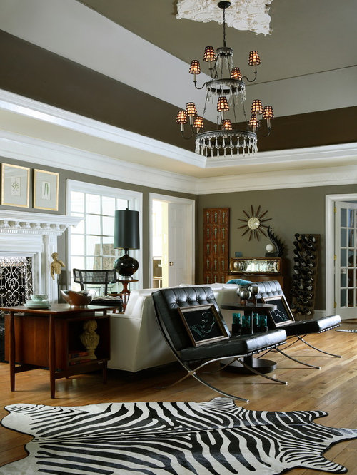 Zebra Print Rug Home Design Ideas Pictures Remodel And Decor