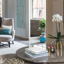 Houzz Tour: A Fifth-floor London Flat is Totally Transformed