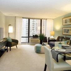 Living Room by Distinct Designs - Jeanette Pierce, ASID