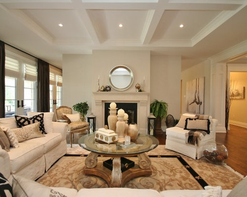 Living Room Drapes Hunter Douglas Romans Farrow Ball