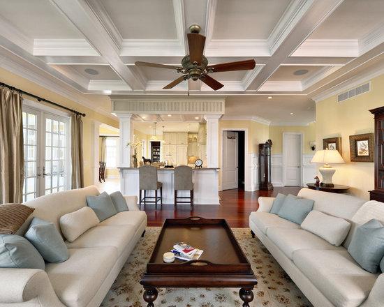 Traditional Living Room Design Houzz