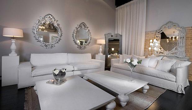 im eispalast wohnen wie die schneek nigin. Black Bedroom Furniture Sets. Home Design Ideas
