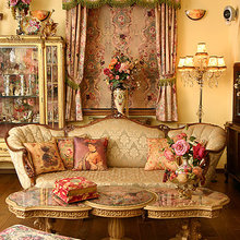 Don't Hold Back! Go for Baroque With Your Decor