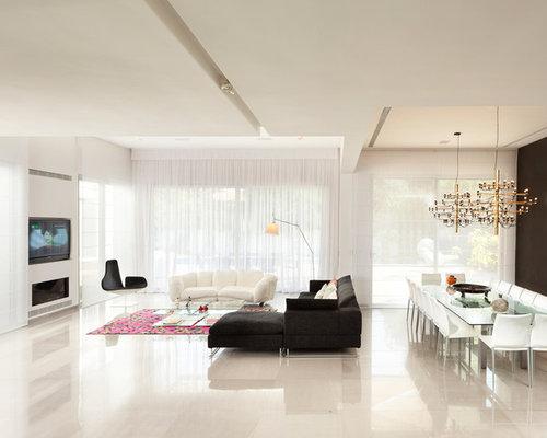 Tende moderne per soggiorno - Foto e idee   Houzz