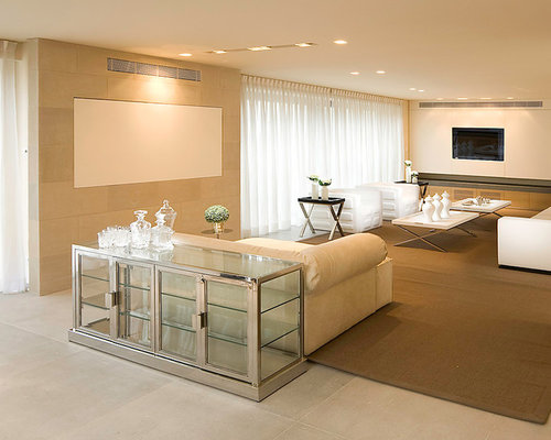 Huge contemporary living room idea in OtherWindow Display Case Glass Case Display Cabinet Living Room Ideas  . Living Room Display Cabinet. Home Design Ideas